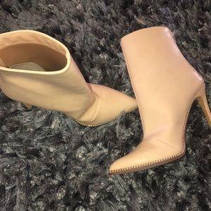 Woman's booties